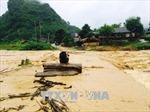 8 bản ở huyện miền núi Quan Sơn, Thanh Hóa cô lập hoàn toàn vì mưa lũ