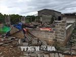 Hải Dương hỗ trợ các hộ dân bị thiệt hại do lốc xoáy