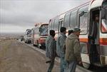Afghanistan giải cứu hàng trăm con tin trong vụ 3 xe khách bị Taliban bắt cóc