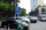 Thu phí đỗ xe lòng lề đường ở TP Hồ Chí Minh... thất thu