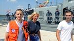 Du khách Anh được cứu sống sau 10 giờ trôi trên biển Adriatic
