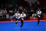 Taekwondo đem về huy chương đầu tiên cho đoàn Thể thao Việt Nam