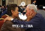 Hàn Quốc tới điểm tập trung chuẩn bị cho cuộc đoàn tụ gia đình ly tán