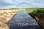 Vi phạm quy định môi trường, Công ty Cổ phần đầu tư Tân Đức bị phạt 1,9 tỷ đồng