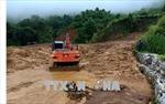 Cơ bản khắc phục xong các điểm sạt lở gây ách tắc ở miền núi Thanh Hóa