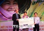 Trao giải thưởng 100.000 USD cho sản xuất lúa giảm phát thải khí nhà kính
