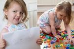 Bé gái 3 tuổi thông minh hơn cả thiên tài Albert Einstein