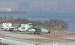 Trung Quốc bí mật chế tạo máy bay tác chiến điện tử giống E-2 Hawkeye của Mỹ