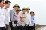 Kiểm tra công tác ứng phó với bão số 4 tại Quảng Ninh