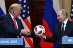 Toàn cảnh 4 tiếng lịch sử 'thay đổi' quan hệ Nga-Mỹ qua ảnh