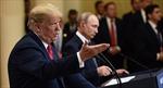 Tổng thống Trump ngó lơ lời khuyên phải 'cứng rắn' với ông Putin