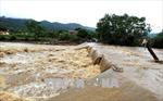 Lũ trên sông Bưởi sẽ đạt đỉnh, cảnh báo lũ quét, sạt lở đất từ Hà Tĩnh đến Quảng Trị