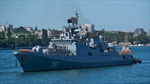 Chiến hạm Nga âm thầm theo dõi tàu ngầm tàng hình Mỹ