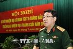 Cơ quan Tổng cục Chính trị, Bộ Quốc phòng triển khai nhiệm vụ 6 tháng cuối năm