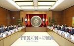 Tăng cường mối quan hệ tốt đẹp giữa hai Đảng, hai nước Việt Nam - Lào