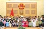 Phó Thủ tướng Vũ Đức Đam tiếp Đoàn đại biểu người có công tỉnh Cà Mau