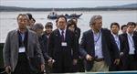 50 quan chức và doanh nghiệp Nhật Bản khảo sát tại quần đảo tranh chấp với Nga