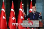 Thổ Nhĩ Kỳ: Tổng thống Erdogan tiếp tục được bầu làm chủ tịch AKP cầm quyền