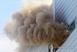 Cháy nhà máy sản xuất đồ điện tử, 9 người thiệt mạng