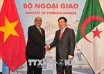 Việt Nam, Algeria tăng cường quan hệ hợp tác trên nhiều lĩnh vực
