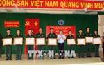 Bộ đội Biên phòng Thành phố Hồ Chí Minh không để bị động trong mọi tình huống