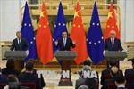 Trung Quốc - EU 'đồng sàng, dị mộng'