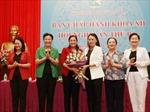 Bà Đỗ Thị Thu Thảo được bầu làm Phó Chủ tịch Hội Liên hiệp Phụ nữ Việt Nam