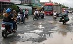 Kiên Giang: Quốc lộ 61 xuống cấp nghiêm trọng, nguy cơ tai nạn giao thông