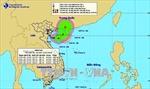 Áp thấp nhiệt đới khả năng mạnh thêm, cách bờ biển Nam Định, Thanh Hoá 140 km