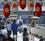 Thêm nhiều người tử vong do say nắng tại Nhật Bản