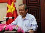 Phó Thủ tướng Trương Hòa Bình yêu cầu khẩn trương xử lý văn bản trái pháp luật