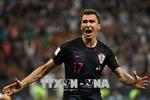 Tiền đạo Mandzukic chia tay đội tuyển Croatia