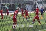ASIAD 2018: Bị 'chê' sân xấu, Ban tổ chức yêu cầu U23 Việt Nam tập kín