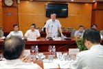 Đoàn kiểm tra số 720 của Ban Bí thư đánh giá cao Ban Cán sự Đảng Bộ Công Thương