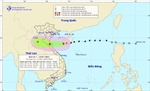 Bão số 3 giật cấp 11, ảnh hưởng trực tiếp đến khu vực ven biển Thái Bình đến Quảng Bình