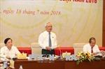 Nâng cao chất lượng, tiến độ và hiệu quả trong công tác xây dựng pháp luật