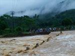 Các huyện vùng cao Hòa Bình thiệt hại do mưa lớn kéo dài