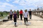 Bộ trưởng Nguyễn Xuân Cường đánh giá cao công tác phòng chống mưa, lũ tại Ninh Bình