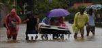 Quảng Ninh: Khắc phục xong ngập úng ở đèo Bụt, thông tuyến Quốc lộ 18A