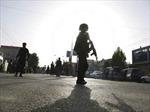 Một trung tâm tình báo ở thủ đô Kabul bị tấn công