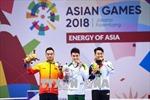 ASIAD 2018: Thêm 2 HCB và 1 HCĐ, đoàn Thể thao Việt Nam tạm đứng ở vị trí 17
