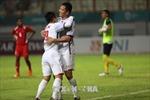 Asiad 2018: Thắng Olympic Nepal 2-0, Olympic Việt Nam sớm giành vé vào vòng 1/8