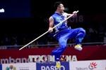ASIAD 2018: VĐV Phạm Quốc Khánh giành HCB môn Wushu