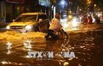 Ảnh hưởng bão số 4: Bắc Bộ và Bắc Trung Bộ mưa rất to từ đêm nay 14/8