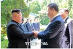 Chủ tịch Trung Quốc Tập Cận Bình chuẩn bị thăm Triều Tiên lần đầu tiên