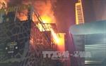 Trung tâm tài chính Mumbai của Ấn Độ phát hỏa
