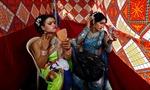 Ấn Độ thuê người chuyển giới làm bảo vệ nhà tình thương dành cho phái yếu