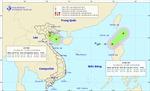 Ngày 22/7 khả năng xuất hiện áp thấp nhiệt đới trên Vịnh Bắc bộ