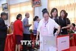 Hội người Việt Nam tại thủ đô Viêng Chăn tổ chức Đại hội đại biểu khóa X