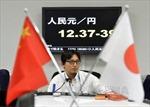 Nhật Bản, Trung Quốc đàm phán nối lại thỏa thuận hoán đổi tiền tệ
